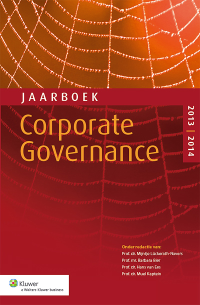 Jaarboek Corporate Governance