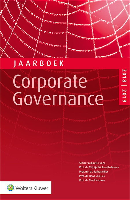 Jaarboek Corporate Governance 2018-2019