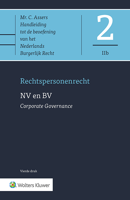 Asser 2-IIb NV en BV - Corporate Governance