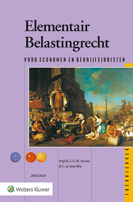 Elementair Belastingrecht (theorieboek) 2019/2020