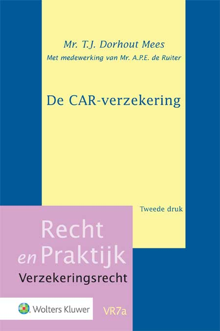 De CAR-verzekering