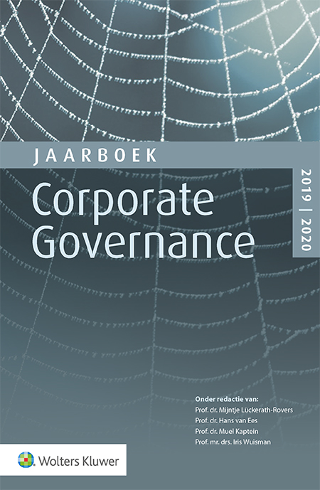Jaarboek Corporate Governance 2019-2020