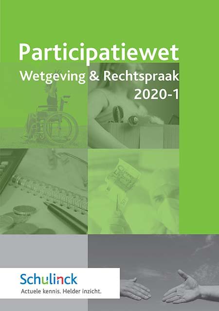 Participatiewet Wetgeving & Rechtspraak 2020-1
