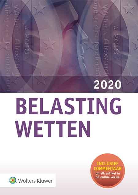 Belastingwetten - pocketeditie 2020