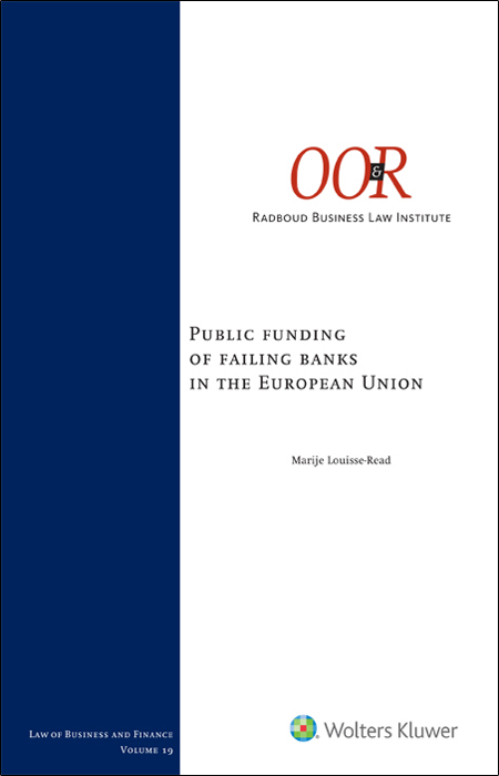Public funding of failing banks in the European Union