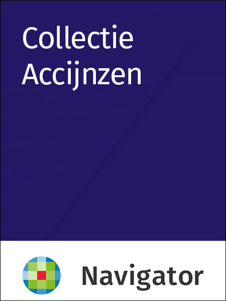 Collectie Accijnzen
