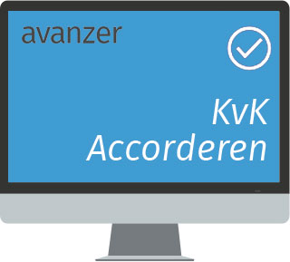 KvK Accorderen
