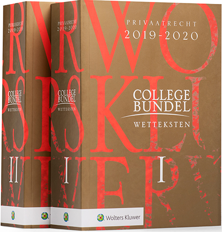 Collegebundel 2019-2020, met gratis mini-Collegebundel