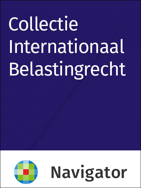 Collectie Internationaal belastingrecht