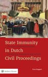 State Immunity in Dutch Civil Proceedings